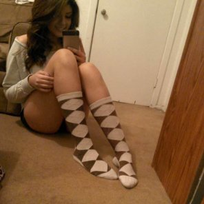 amateur photo PictureLong socks
