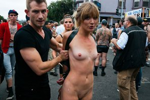amateur photo Folsom Street Fair