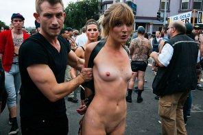 amateur photo Folsom Street Fair