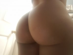amateur photo View from behind