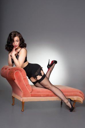 amateur photo Pinup
