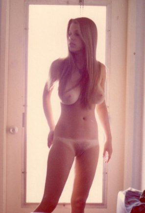 amateur photo Vintage real girl