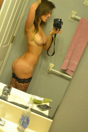 amateur photo Vintage Selfie