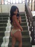 amateur photo Julia Kelly's bikini