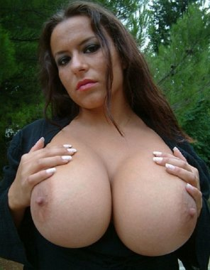 amateur photo Great set of naturals