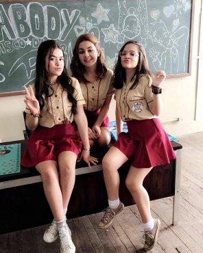 amateur photo Trio