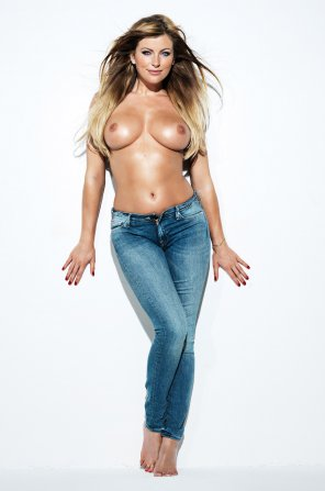 amateur photo Sam Cooke in tight jeans