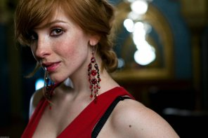 amateur photo Vica Kerekes - my favorite shot of her