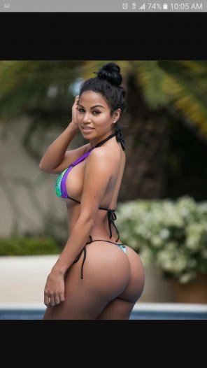 amateur photo Bikini Castro