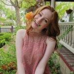 amateur photo Madeline Ford.