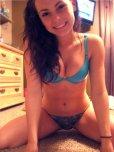 amateur photo Gorgeous brunette
