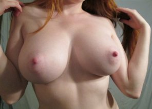 amateur photo Amazing boobs