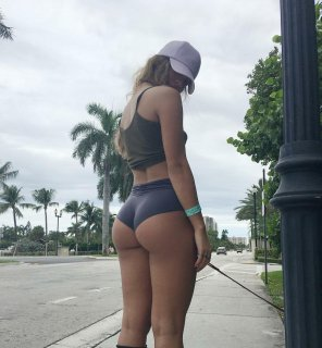 amateur photo Brilliant Bum