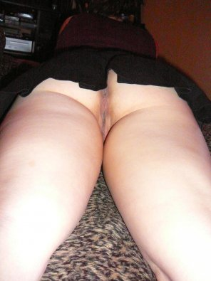 amateur photo Peekaboo upskirt asshole