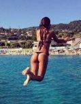 amateur photo The leap