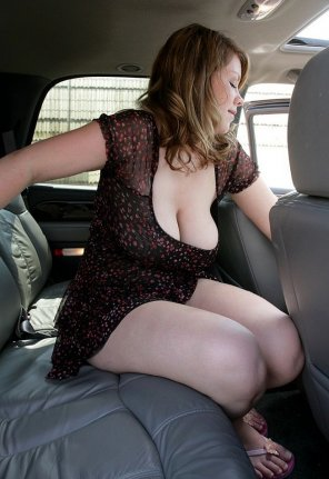 amateur photo Backseat