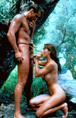 amateur photo Tarzan & Jane