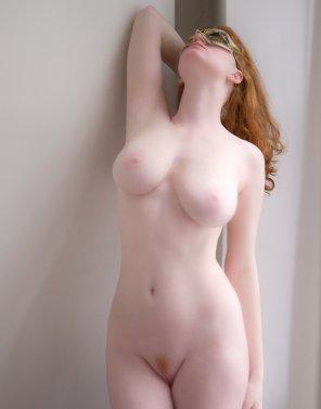 amateur photo A Ginger Goddess