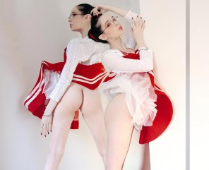 amateur photo Balanchine
