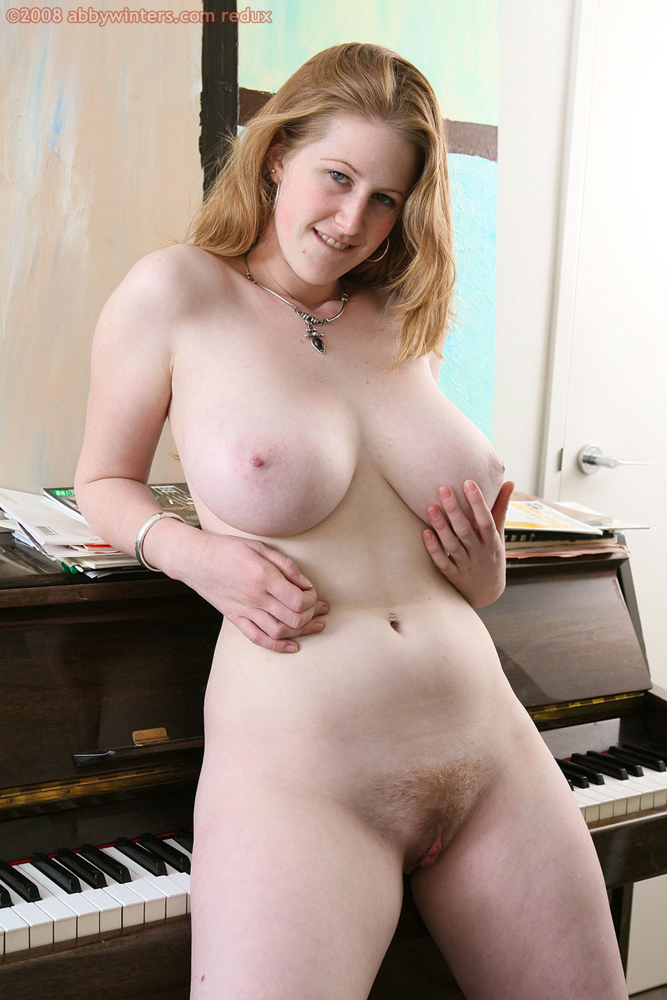 Big Natural Tits Mature Solo