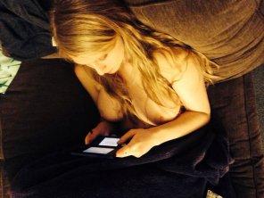 amateur photo Nintendo DS