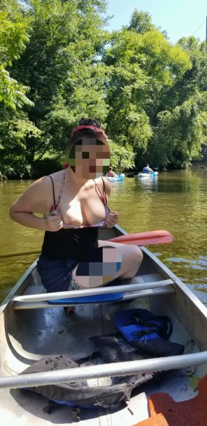 amateur photo Had [f]un in the canoe this weekend