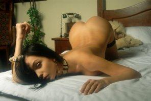 amateur photo Bedroom eye