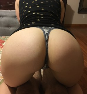amateur photo Sexy 40yr booty