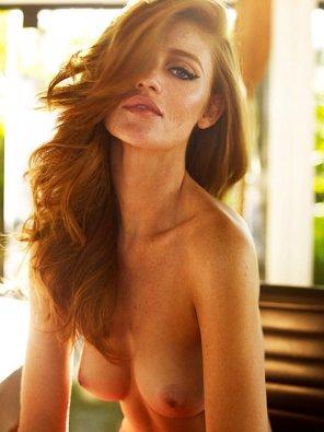 amateur photo Long Lush Curls