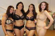 amateur photo Thick lingerie hotties