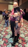 amateur photo Just taking a photo with Mileena...