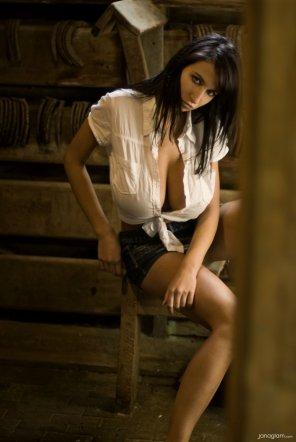amateur photo Jana Defi