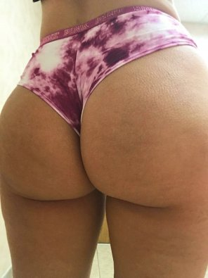 amateur photo [F] Thong of the day!!! I know its a boyshort lol Happy hump day!!!