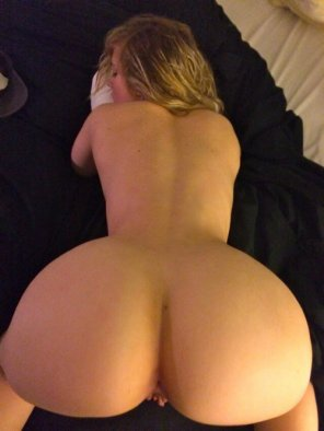 amateur photo Face down ass up