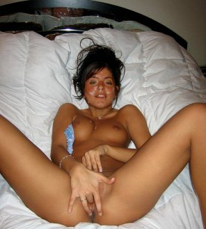 amateur photo after nice sex