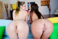 Jessie Andrews and Cassandra Nix