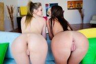 Jessie Andrews and Cassandra Nix