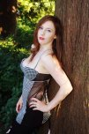 amateur photo Middle of November and still warm enough to survive a lingerie shoot outdoors!