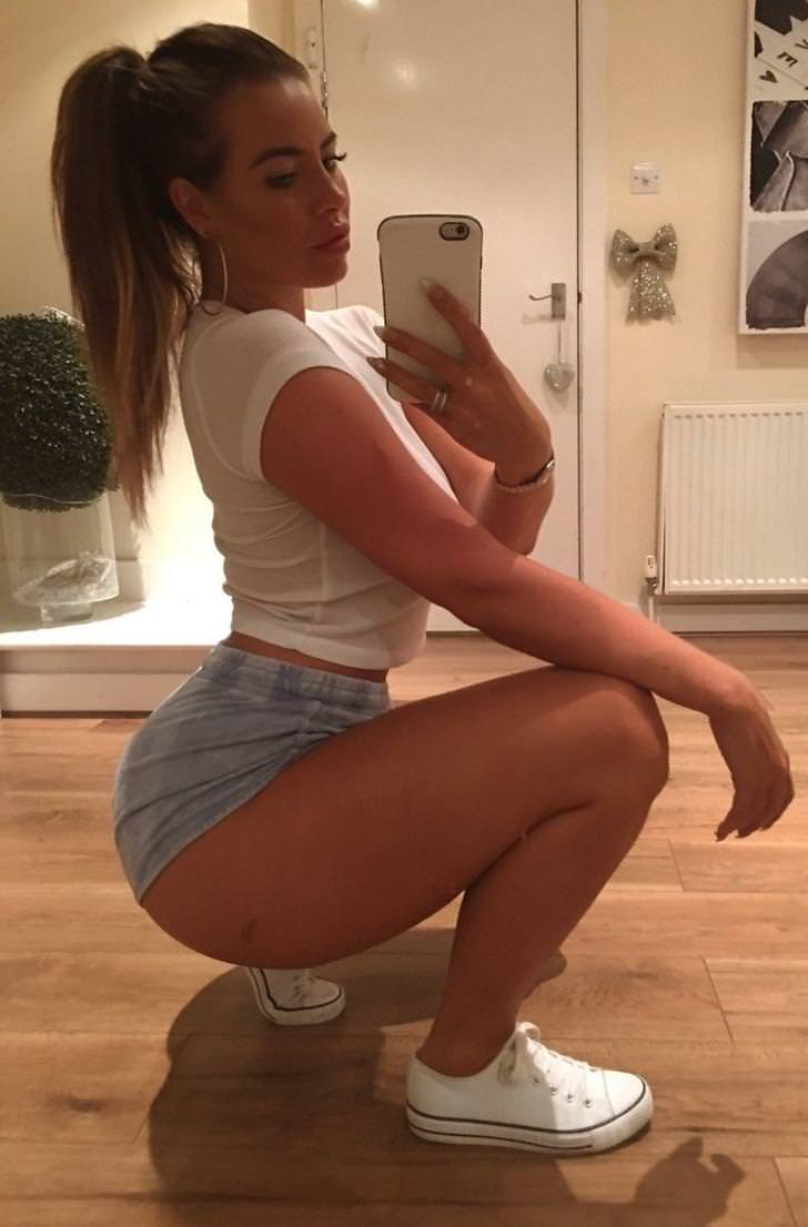 Booty Shorts Porn