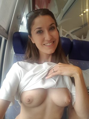 amateur photo Sweet Chesticles!