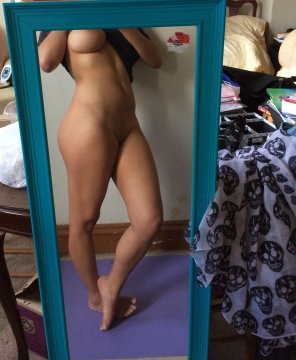 amateur photo Mirror Mirror