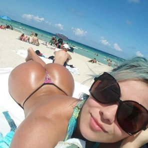 amateur photo Beach ready