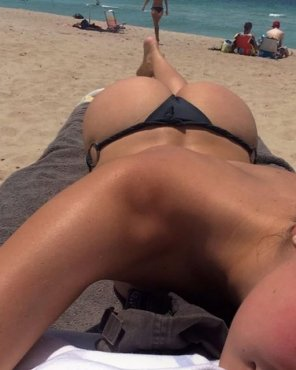 amateur photo Ass makes her wife material.