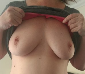 amateur photo [Image] My 47yo wife, hope you like what you see