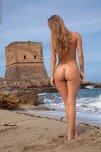 amateur photo Beach bum