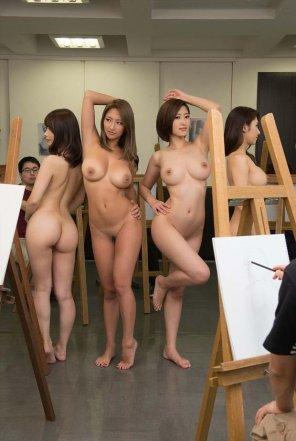 amateur photo Art Class