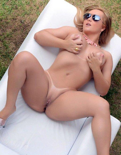 Tanline Porn
