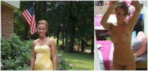 amateur photo Bridesmaid!