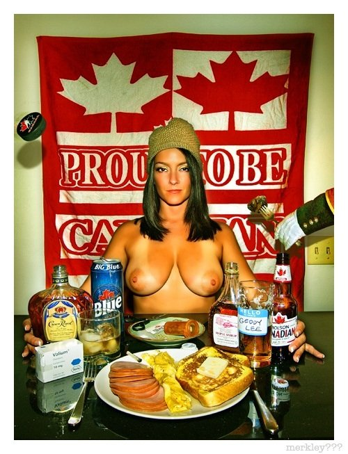 Canada, eh Porn Photo