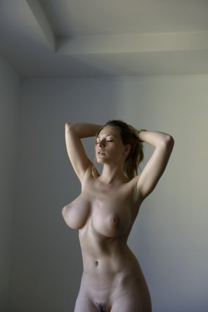 amateur photo Stacked babe